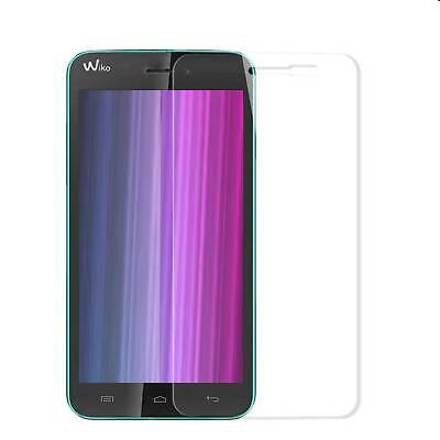 Vidrio Templado Wiko Rainbow Lite Verre de Protection H9 Cristal Real Película