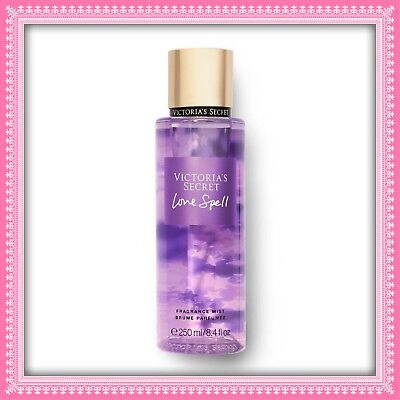 (1) Victoria's Secret LOVE SPELL Fragrance Mist Body Spray 8.4oz/250ml NEW
