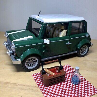 LEGO Creator Expert MINI Cooper 10242 Complete UK FREE SHIPPING