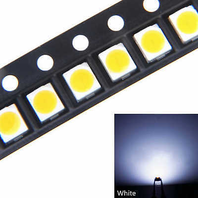 Power Top Smd Smt White Plcc-2 3528 1210 Super Bright Light Led Emitting Diode