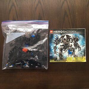 Lego Hero Factory 7145 Von Nebula complet