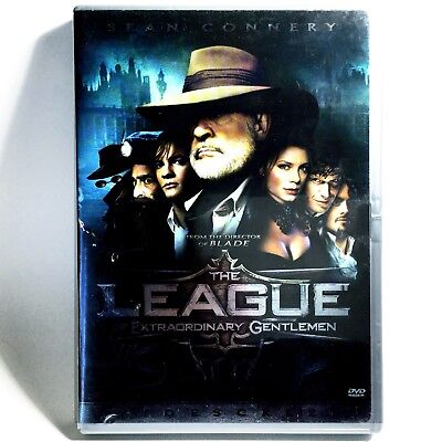 The League of Extraordinary Gentlemen (DVD, 2003, Widescreen)  Sean Connery