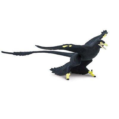 Microraptor Wild Safari Animal Figure Safari Ltd NEW Dinosaur Toys (Wild Animal Figure)