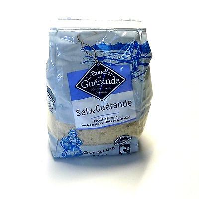 1 kg Meersalz Le Paludier Salz sea salt Sel Marin de Guerande