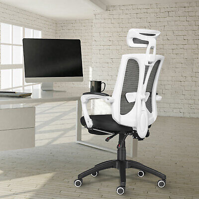 Mesh Office Chair Gaming Task Seat High Back Computer Desk Adjustable Recliner