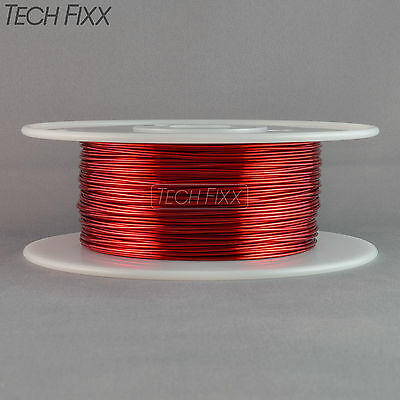 Magnet Wire 16 Gauge Awg Enameled Copper 250 Feet Coil Winding Crafts 2lbs Red