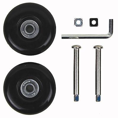 Burton Wheel Replacement Kit Ersatzrollen für Burton Wheelie Bags NEU