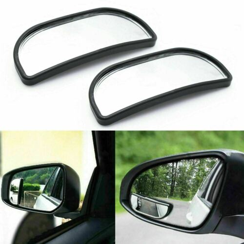 Universal Extended Mirror and Extra Wide Adjustable for Caravan Boat Trailer Shumo 2 Pieces Clip-On Towing Mirror