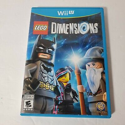Nintendo Wii U Lego Dimensions Game Only