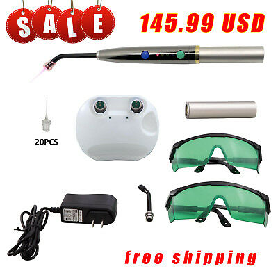 Dental Diode Heal Laser Pad Photo-activated Medical Lamp For Soft Tissue