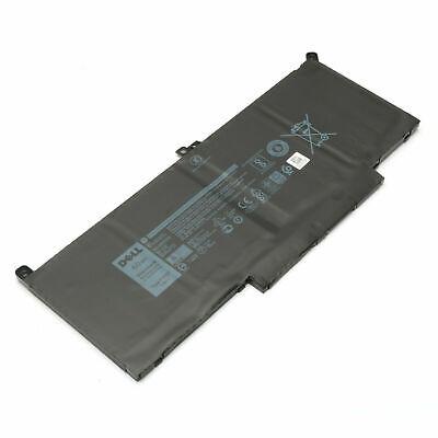 Genuine F3YGT Battery for DELL Latitude 12 13 14 E7280 E7480 DM3WC 0DM3WC 2X39G