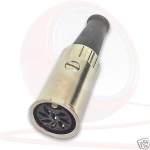 8-SPINOTTI-DIN-femmina-presa-connettore-Preh-71506-080-contatti-in-argento