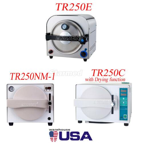 18L USA Dental Lab Medical Vacuum Steam Sterilizer Autoclave Sterilization