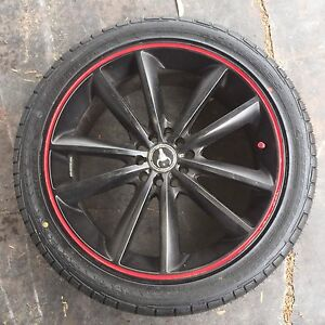 18x7.5 Alloy Wheels Queens Park Canning Area Preview