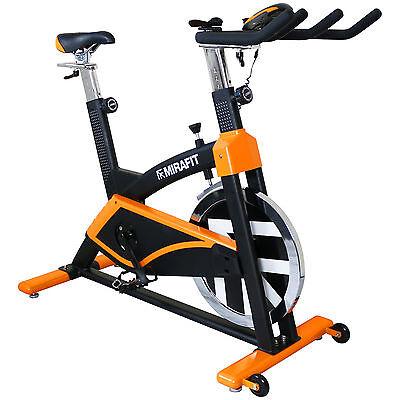MIRAFIT Pro II Studio Exercise Bike Cardio/Aerobic Gym Fitness Training/Workout