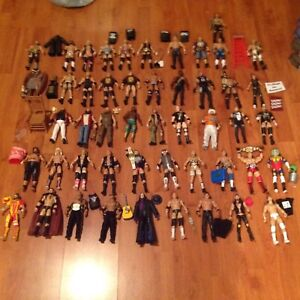 WWE Mattel Elite collection for sale 15$ each buy 5 or more
