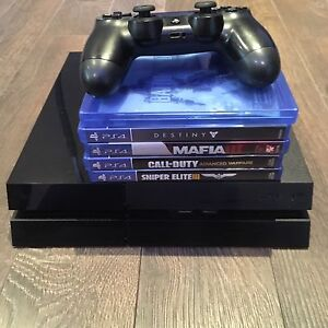 PS4 and 5 games