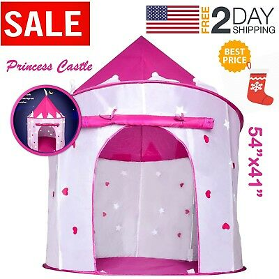 Toys For Girls Kids Children Play Tent House for 3 4 5 6 7 8 9 10 Years Olds Age - Play Tents For Kids
