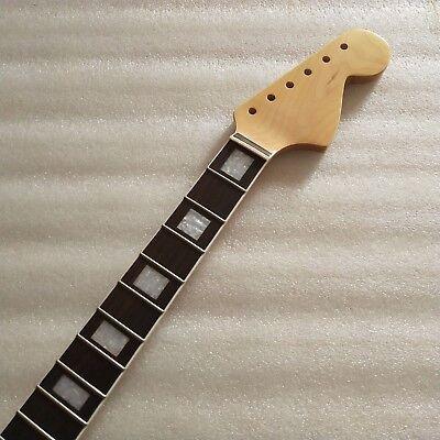 Best jaguar Style 21 Frets ST Strat Electric Guitar Maple Neck Replacement