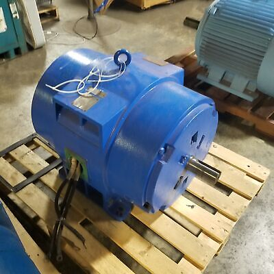 Westinghouse 67c59531 Life-line T Tbdp 3 Phase 150 Hp Electric Motor