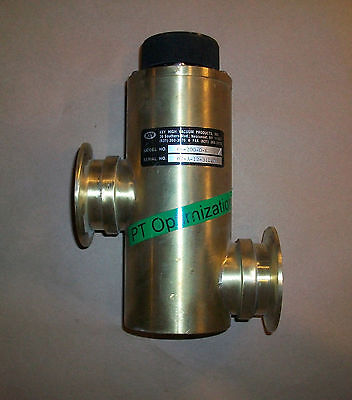 Key High Vacuum Valve Bl-200-0-k
