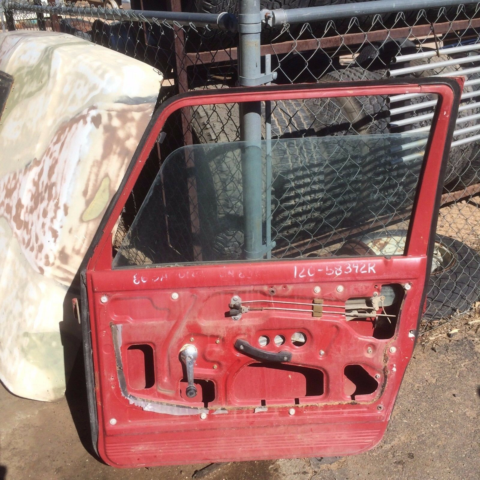 Used Suzuki Sj410 Exterior Door Panels & Frames for Sale