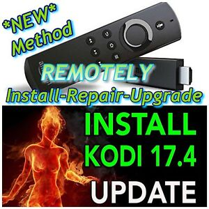 We Fix Install Upgrade Repair Fire sticks/TV (Remotely)