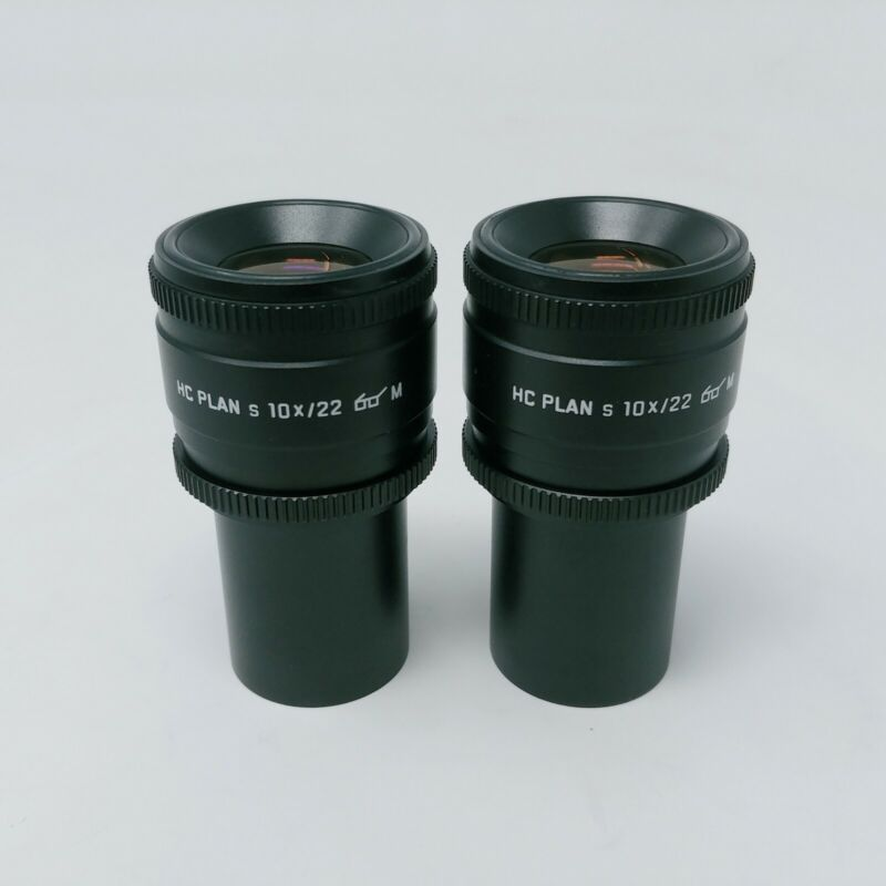 Leica Microscope Eyepieces HC PLAN S 10x/22 11507807