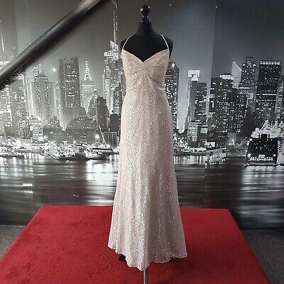Jenny Yoo Dress (Cameo-Size UK14) Prom, Cruise, Ball,Special Event,  RRP £200+