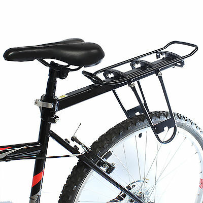 PEDALPRO LARGE REAR SEAT POST BICYCLE RACK FOR BIKE/CYCLE PANNIER BAG/LUGGAGE QR