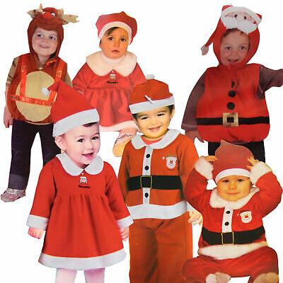 Baby Kinder Kostüm Weihnachten Weihnachtskostüm Weihnachtsanzug Rentier - Baby Rentier Kostüm