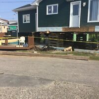 House Jacking/Foundations