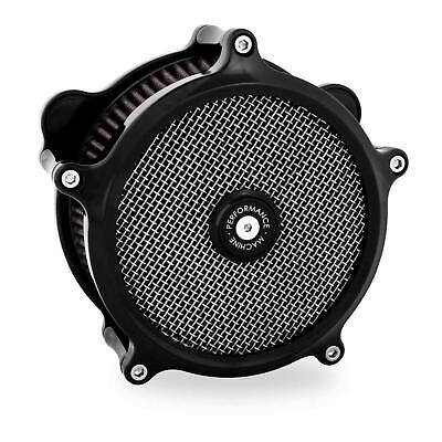 PERFORMANCE MACHINE AIR CLEANERS AND INTAKES, SUPER GAS 0206-2021-B