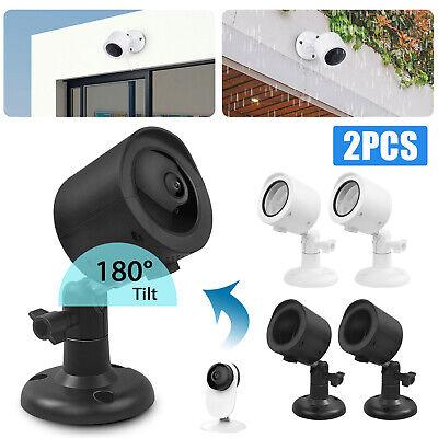 YI Home Camera Wall Mount & Cover 360° WaterProof Adjustable Indoor & -