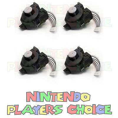 WHOLESALE LOT 4 Thumbstick Joystick Repair Nintendo 64 Controller Replacement
