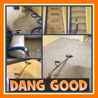 Dang Good Carpet Cleaning | Whole House Deal