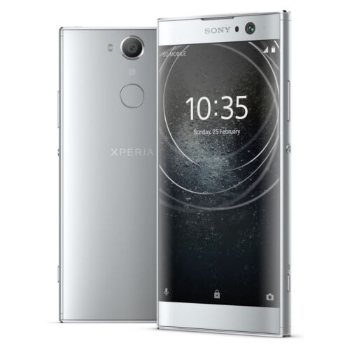 Sony H3123 Xperia XA2 4G LTE with 32GB Memory Cell Phone (Unlocked) Silver