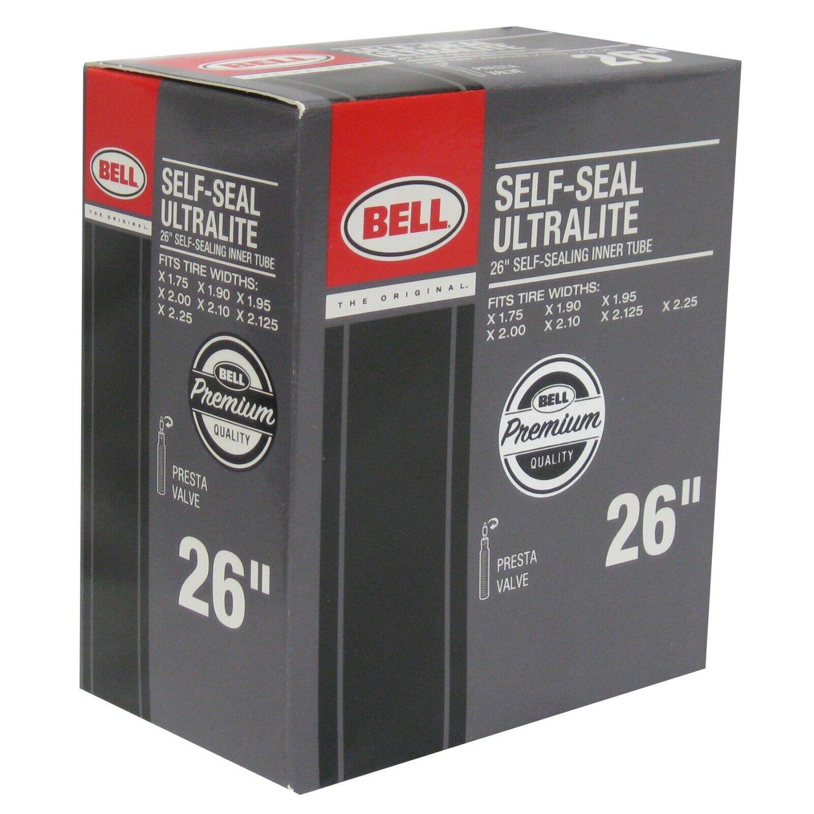 """Bell Sports 26"""" Presta Self-Seal Bike Inner Tube"""