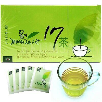 [Health Tea] Korean Food Making Light Body 17 Mixed Tea 80 Tea Bags