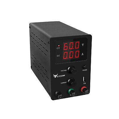 Dc Power Supply Variable Adjustable 60v 5a Switching Dc Regulated Power Supp...