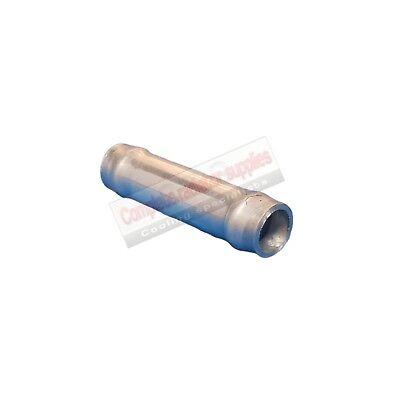 13 mm OD Aluminium Radiator Heater Hose Connector / Pipe / Joiner 50 mm Long