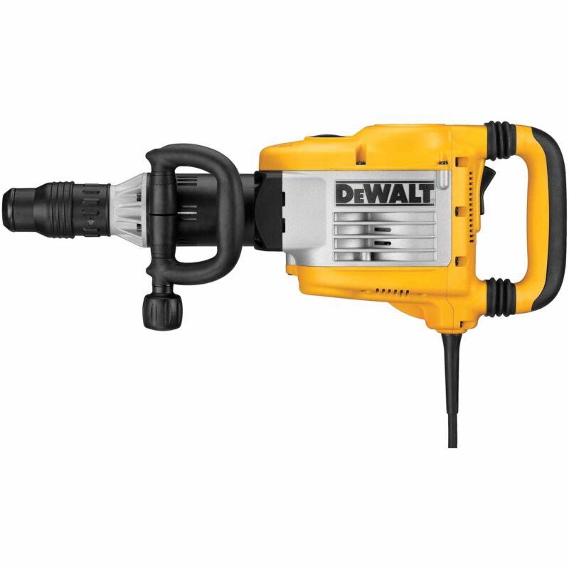 DeWalt D25901K Heavy Duty SDS Max Demolition Hammer with Shocks