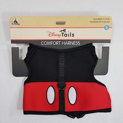 Disney Tails Mickey Mouse Costume Harness for Dogs S Small New Disney Parks](Mouse Costume For Dog)