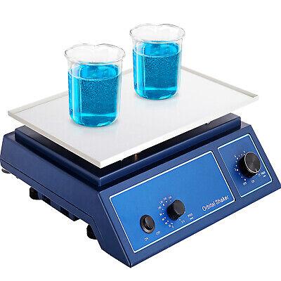 Lab Orbital Shaker Rotator Oscillator Adjustable 0-210 Rpm Variable Speed Mixer