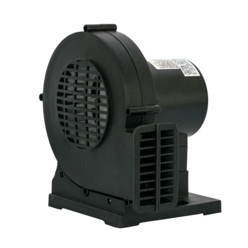 XPOWER BR-6 1/8 HP Indoor Outdoor Inflatable Blower, High Static Pressure Blower
