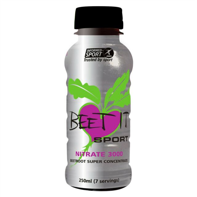 Beet-It Nitrate 3000 Concentrate Beetroot Juice 250ml