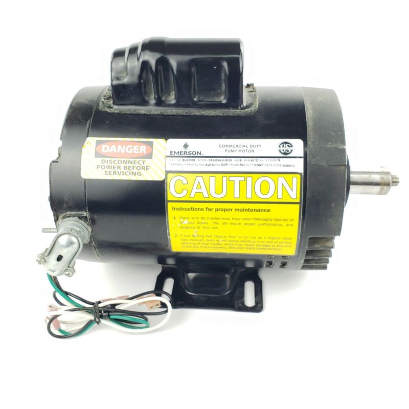 VenMill VMI 3500 Replacement Motor & Arbor Assembly