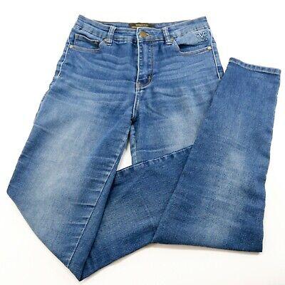 VERSACE 19.69 ABBIGLIAMENTO SPORTIVO SRL Women's Size 28x29 Stretch Skinny Jeans