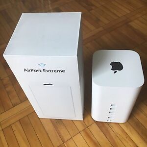 Apple wireless router AirPort Extreme