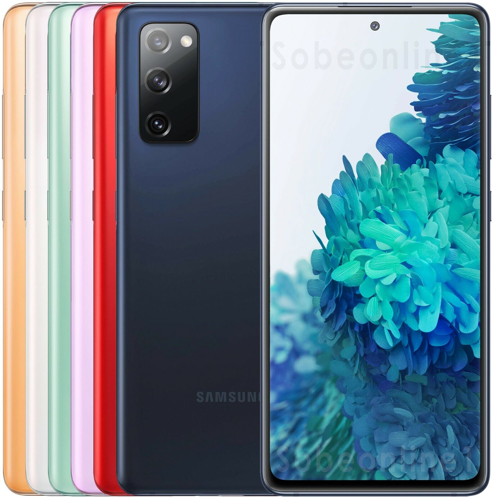 "Android Phone - Samsung Galaxy S20 FE 128GB/8GB RAM SM-G780F/DSM (FACTORY UNLOCKED) 6.5"""